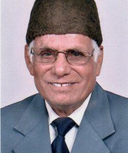 Dr. S. Naseer Khan